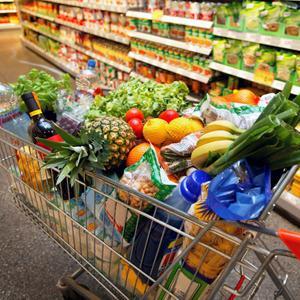 Магазины продуктов Бабынино