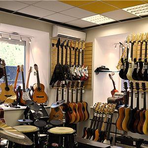 Музыкальные магазины Бабынино
