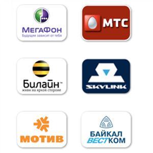 Операторы сотовой связи Бабынино